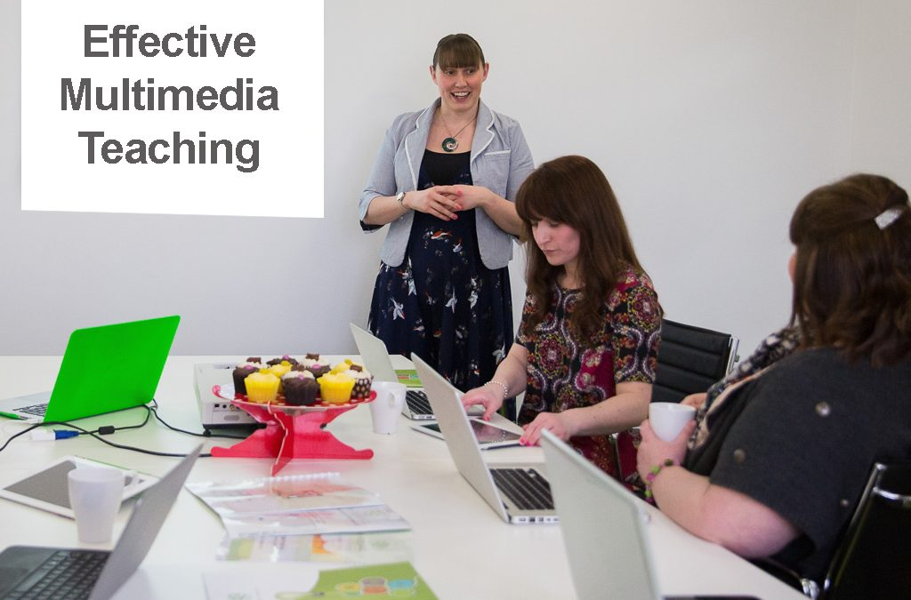 Effective Multimedia Teaching