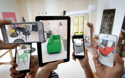 How Augmented Reality is changing the face of Digital Marketing
